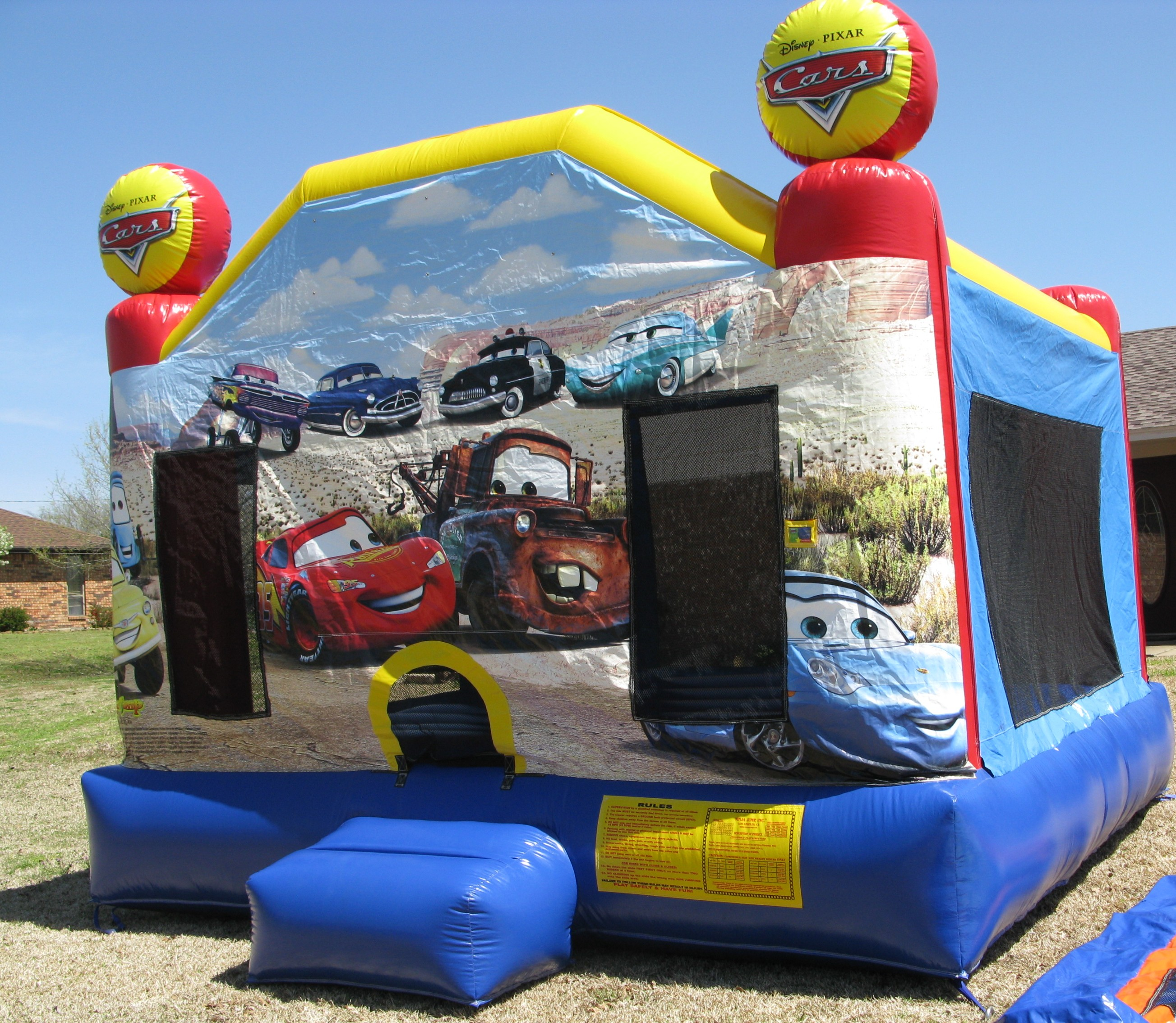 Bounce Houses For Rent In Dallas Texas, Bounce House